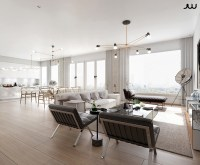 Ultra Luxury Apartment Design