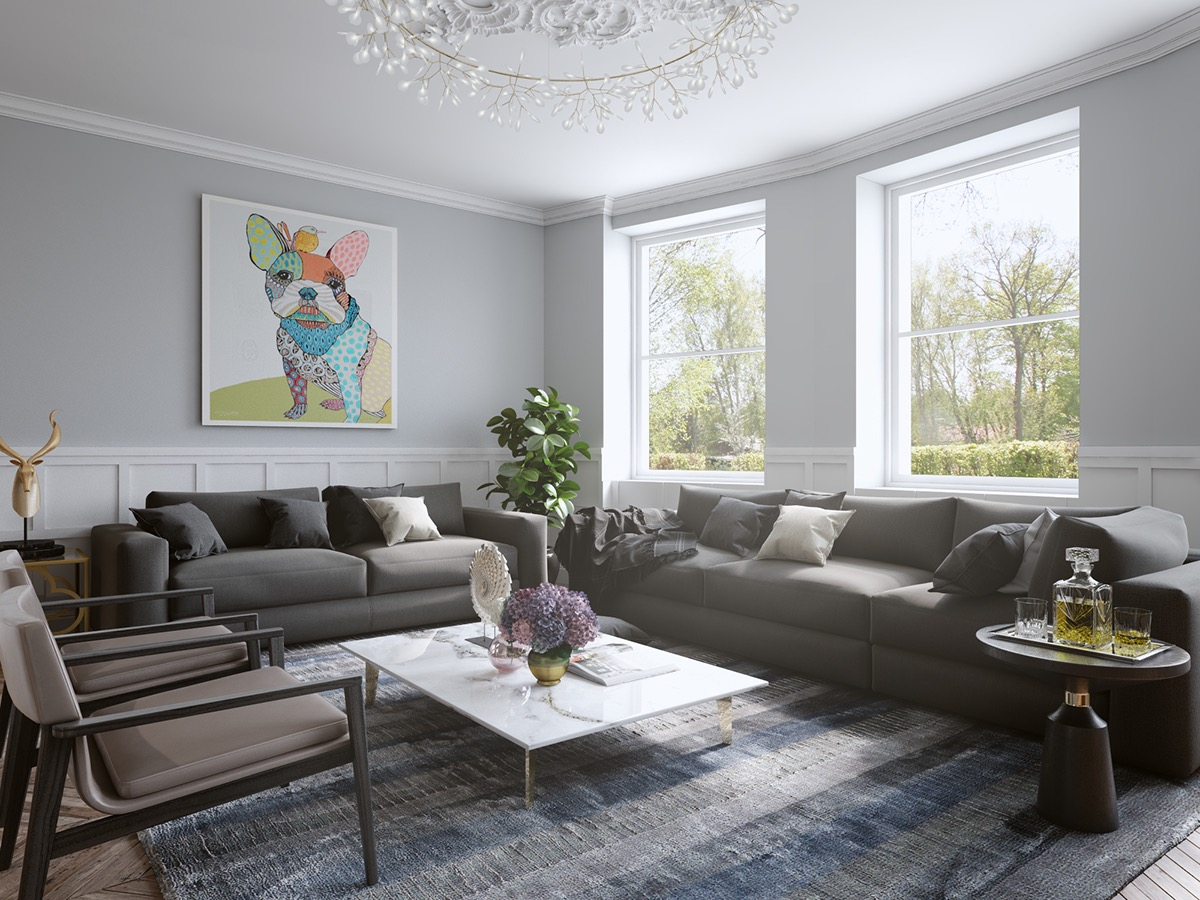 artwork for living room ideas black white and gray decor large wall art rooms inspiration