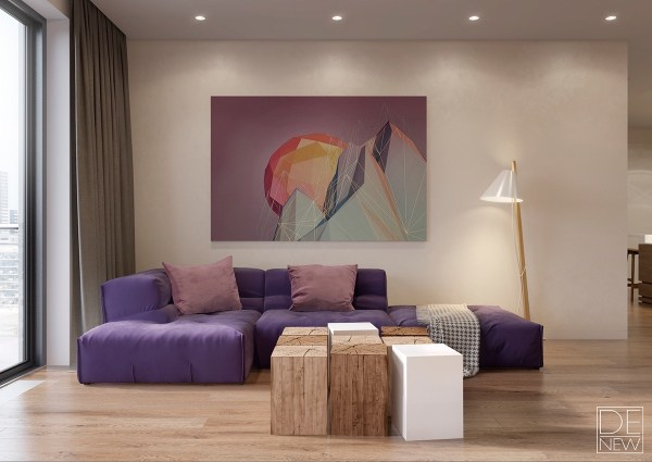 Large Wall Art Living Rooms Ideas & Inspiration