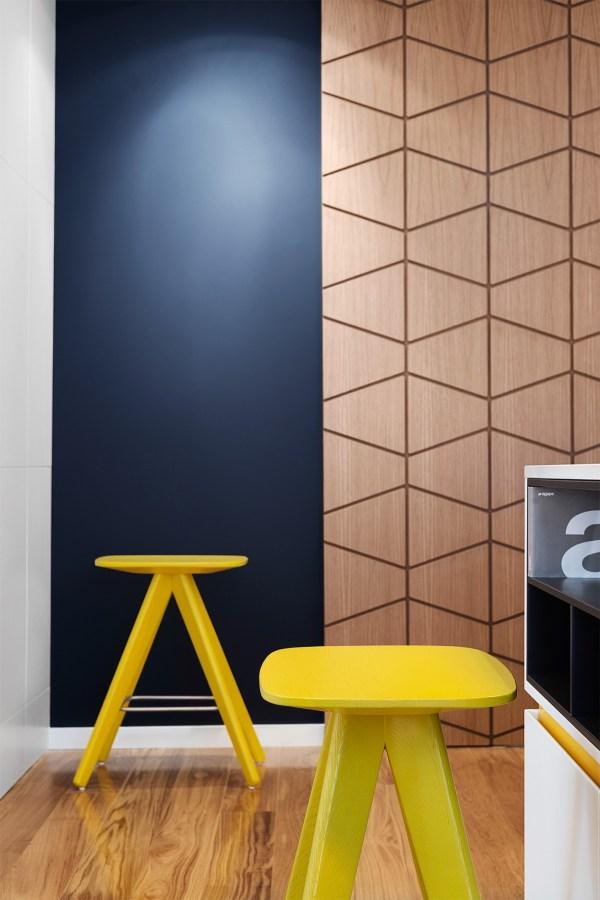 Geometric Modern Interior Design