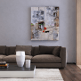 Large Wall Art For Living Rooms Ideas Inspiration