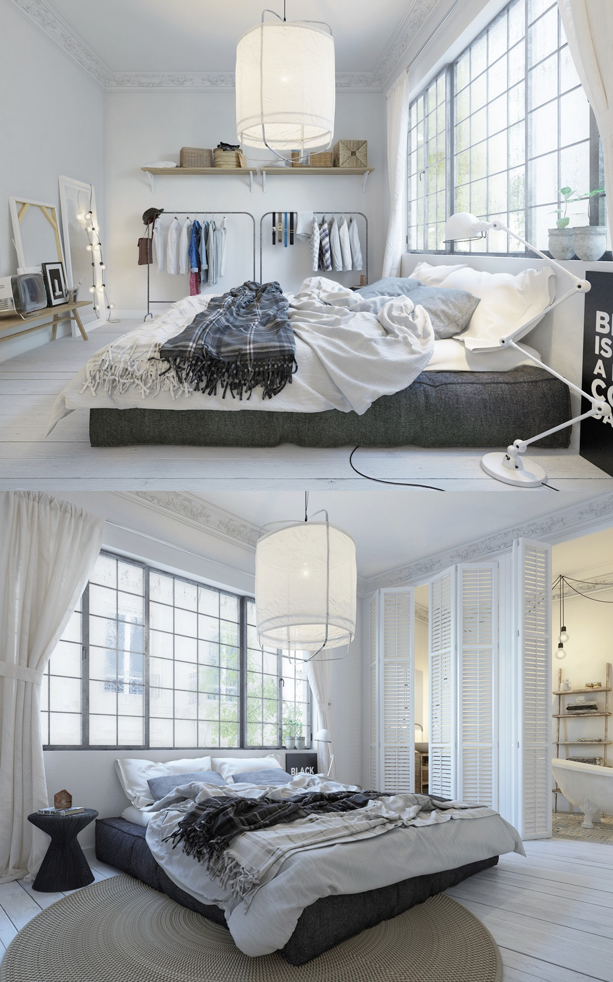 Scandinavian Bedrooms Ideas And Inspiration