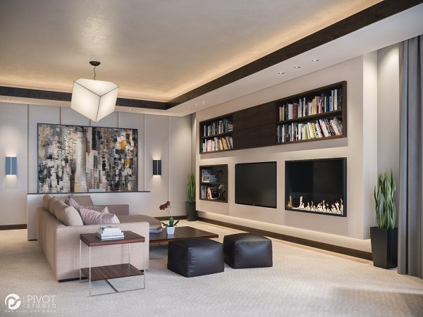 large living room wall decorating ideas Large Wall Art For Living Rooms: Ideas & Inspiration