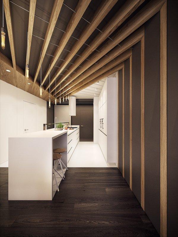 Unique Ceiling Design