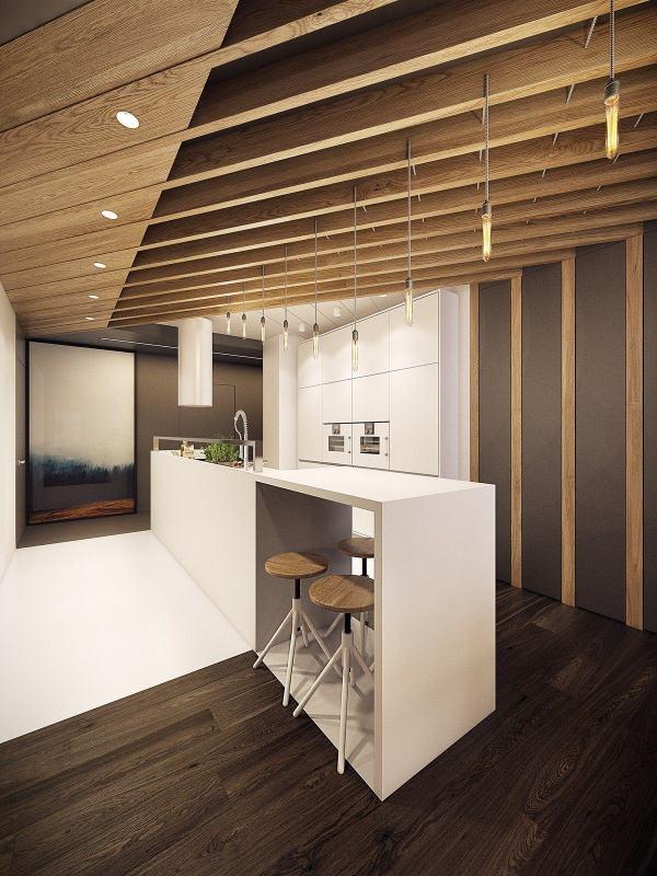 Diagonal Interior Design