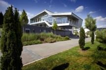 High-Tech Mansion