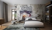 3 Luxury Homes Taking Different Approaches To Wall Art