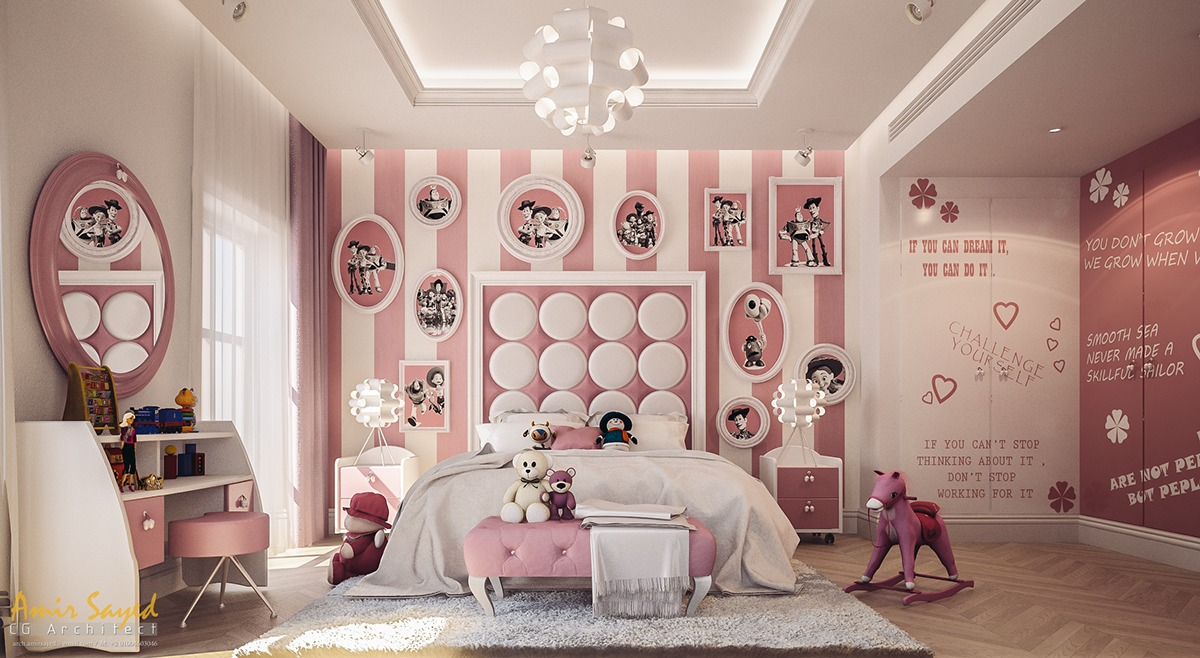 Clever Kids Room Wall Decor Ideas Amp Inspiration