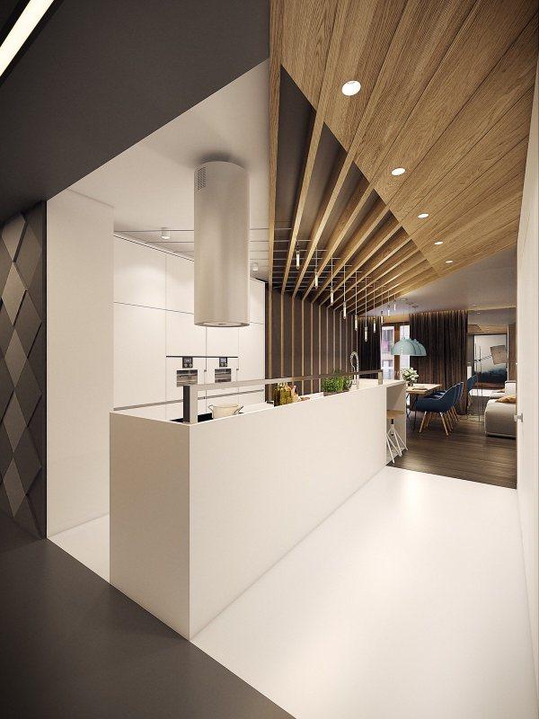 Modern Interior Ceiling Design
