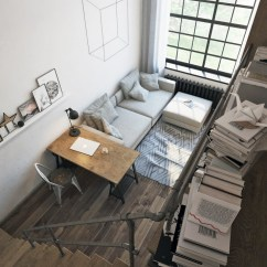 Orange Kitchen Rug Delta Faucets Home Depot 5 Stylish & Organized Mini Apartments