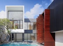 Modern Mexican Build With Tropical Gardens images 23