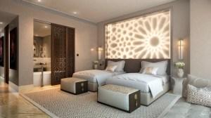 bedroom lighting lights bed stunning pendant chic