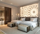 lighting in bedroom interior design