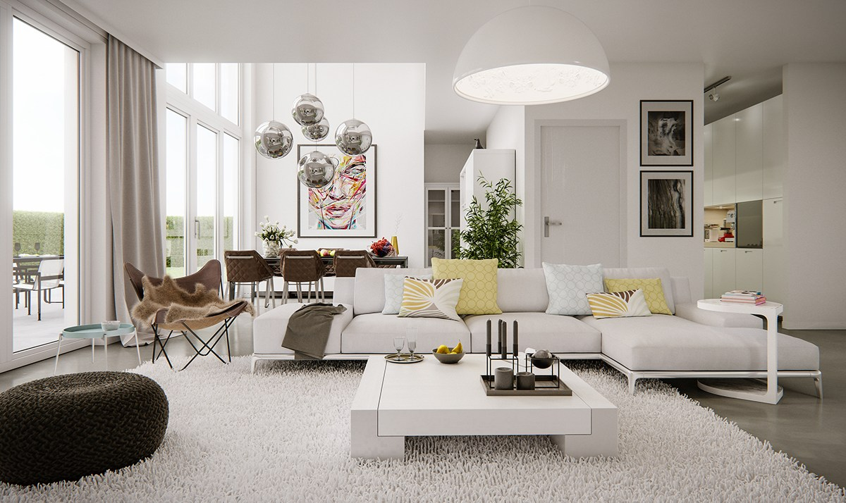 modern living room styles floral arrangements 5 rooms that demonstrate stylish design trends