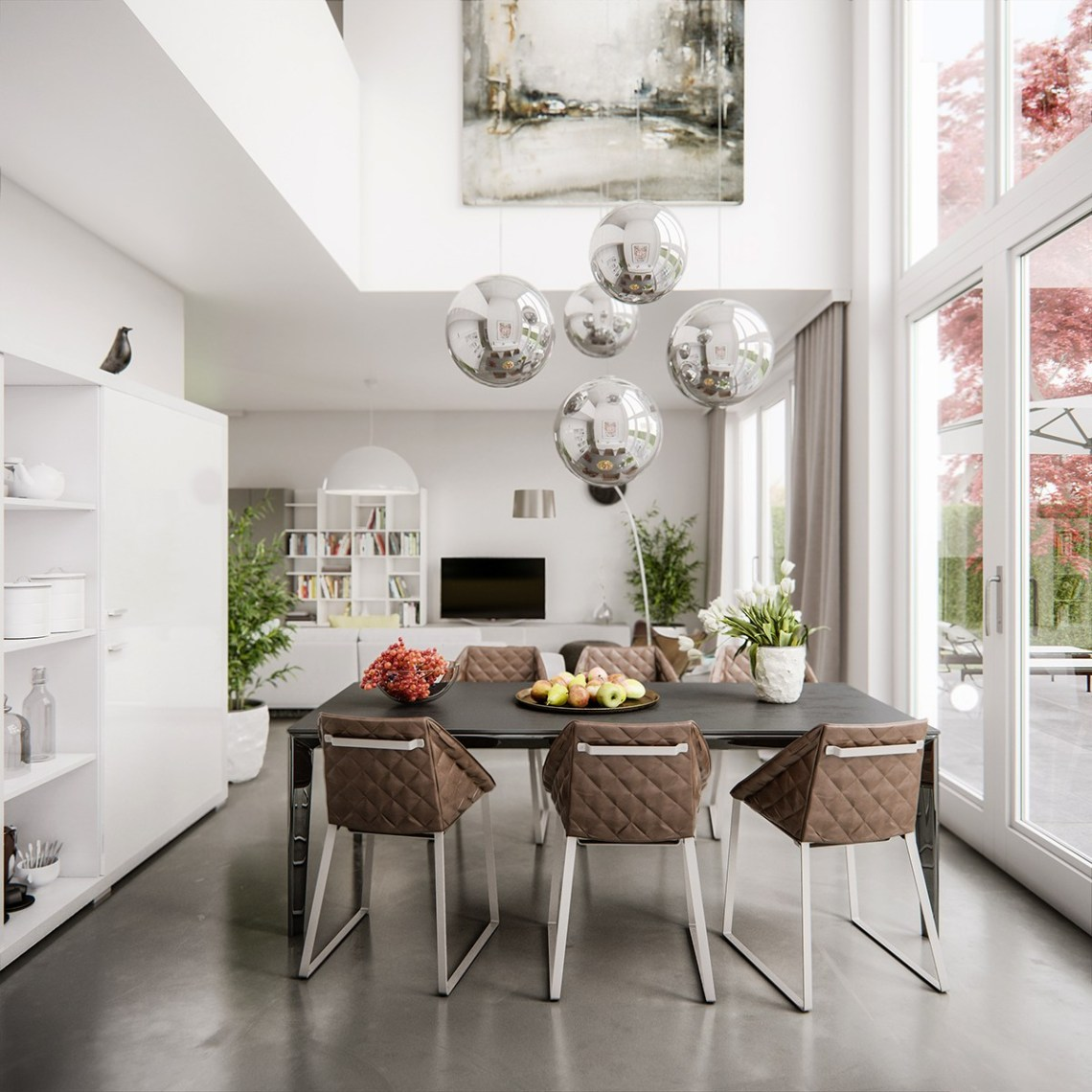 5 Living Rooms That Demonstrate Stylish Modern Design Trends