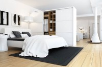 20 Beautiful Examples Of Bedrooms With Attached Wardrobes