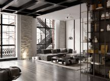 2 Chic and Cozy Cosmopolitan Lofts