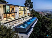 Los Angeles California Hollywood House