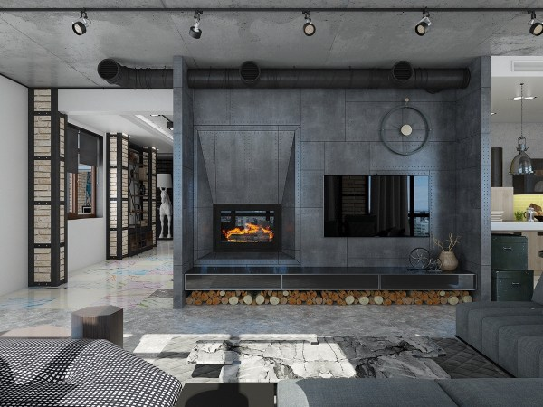 4 Chic & Sophisticated Lofts