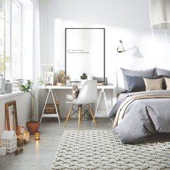 Bedroom Chair Pinterest Black Velvet Chairs Bright And Cheerful 5 Beautiful Scandinavian Inspired