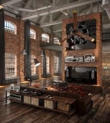 Industrial Warehouse Interior Design Ideas