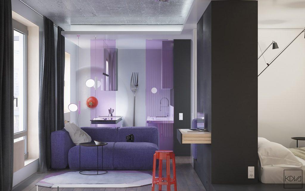 Small Space  Interior Design Ideas  Part 2