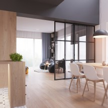 Scandinavian Modern Design Interiors