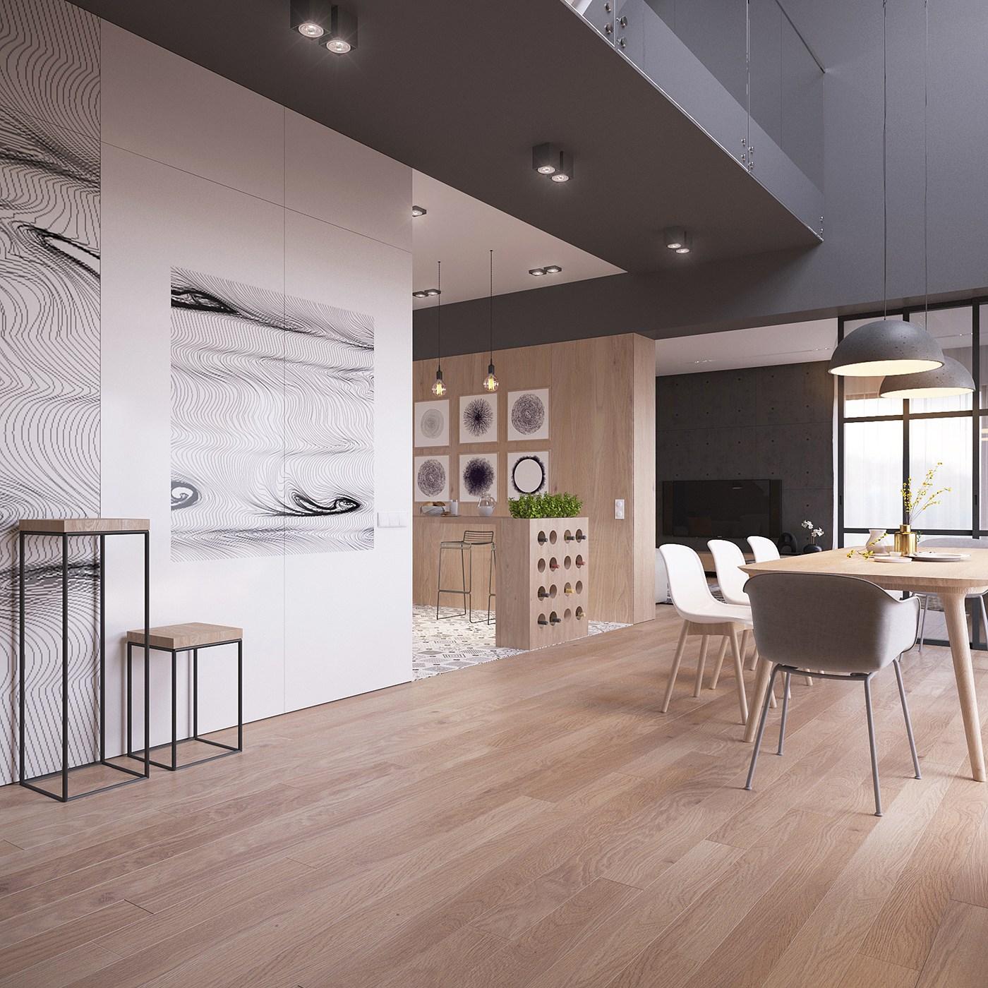 L Shaped Living Room Design Layout