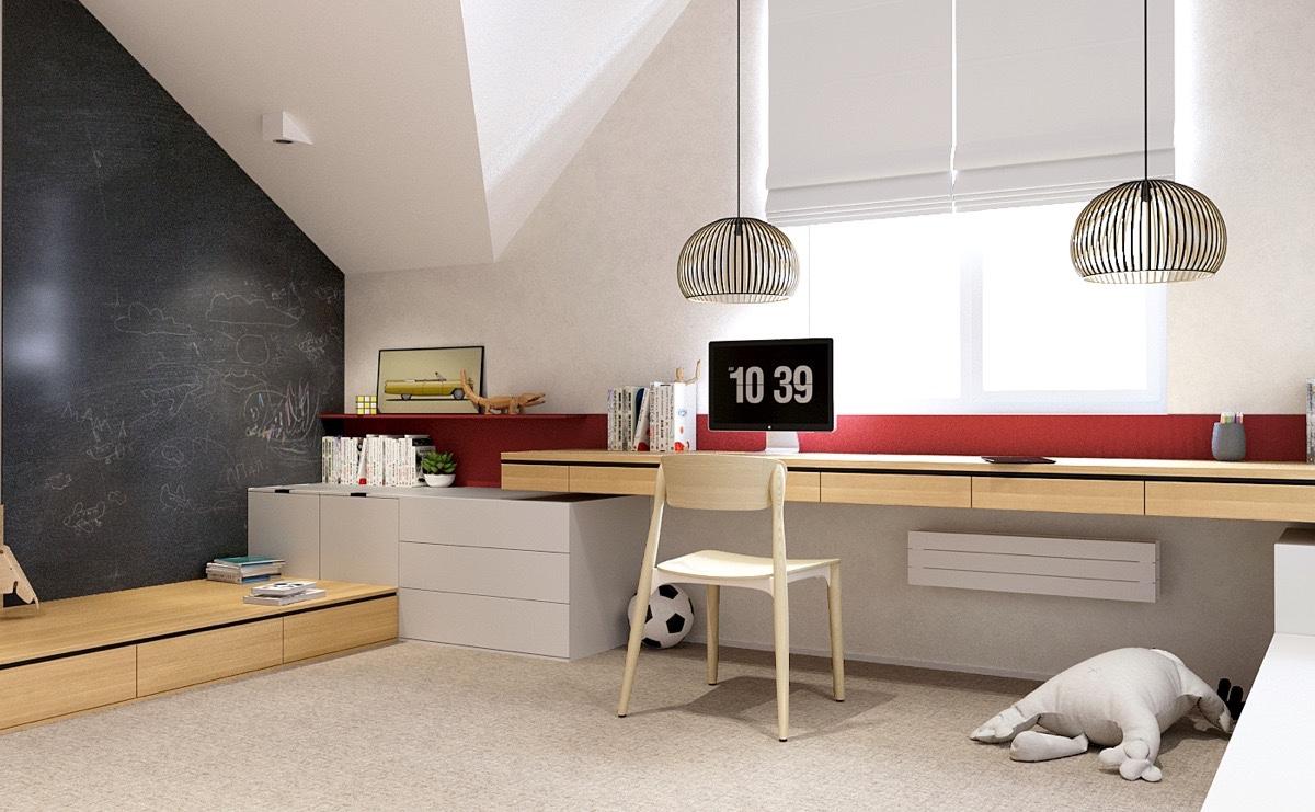 Super Stylish Kids Room Designs