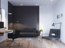 Scandinavian Modern Home Interior Design