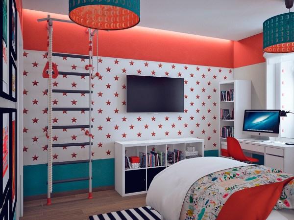 Pop Art Bedroom Decor