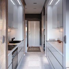Compact Appliances For Small Kitchens Refrigerators Bold Decor In Spaces: 3 Homes Under 50 Square Meters