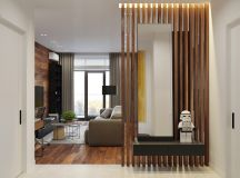 Rustic Beauty in an Inner-City Apartment images 2