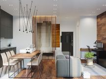 Rustic Beauty in an Inner-City Apartment images 5