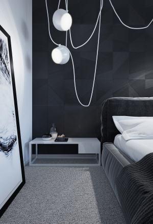 dark bedrooms bedroom designs dreams background inspire sweet lamp behance read