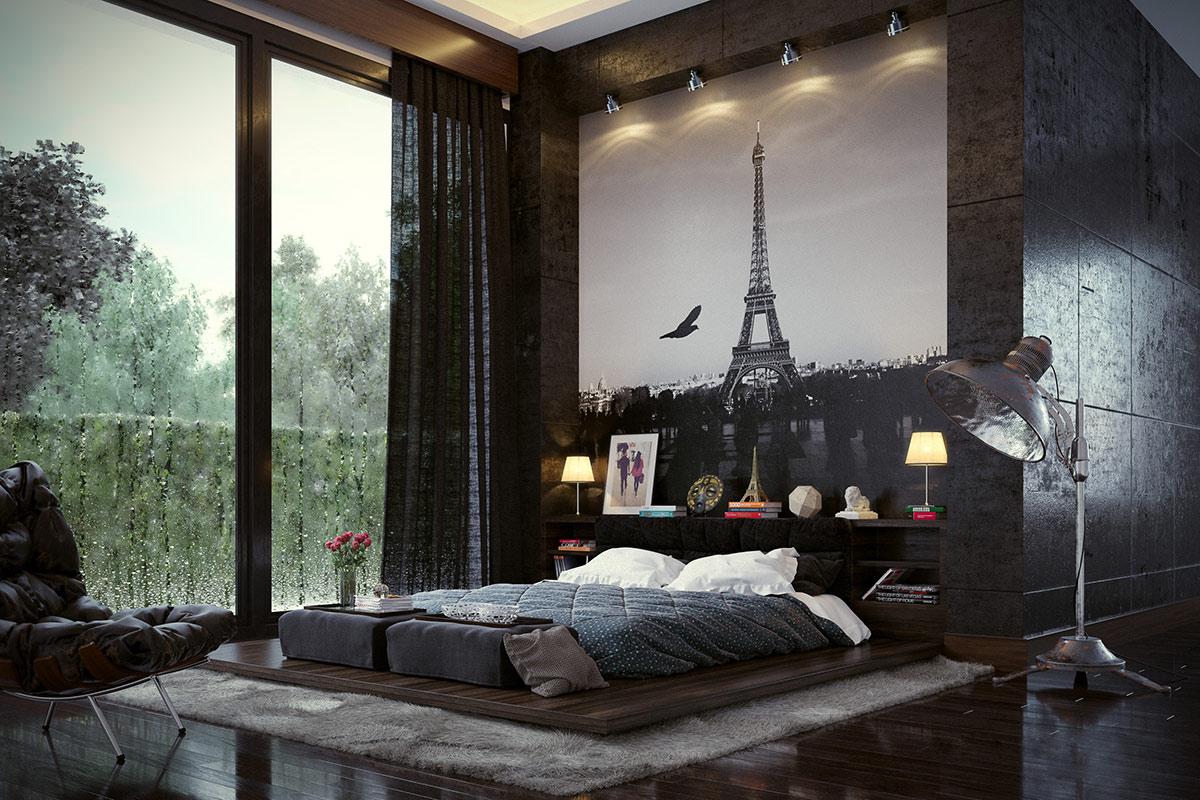 Floor Bed Designs For Stylish Bedrooms Master Bedroom Ideas
