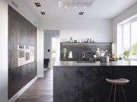 36 Stunning Black Kitchens That Tempt You To Go Dark For ...