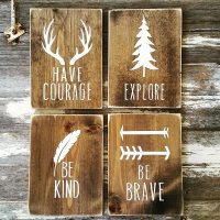 Rustic Wooden Signs Sayings | www.imgkid.com - The Image ...