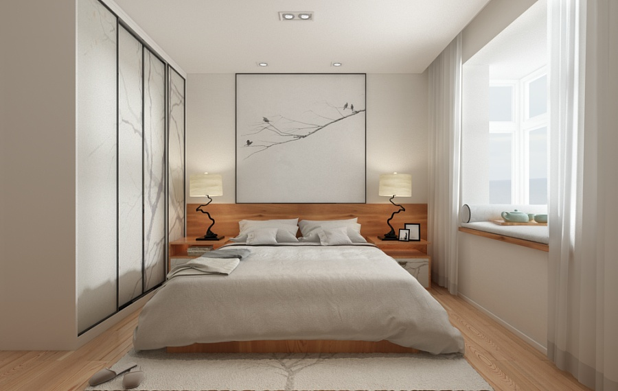 captivating zen bedroom contemporary - best idea home design
