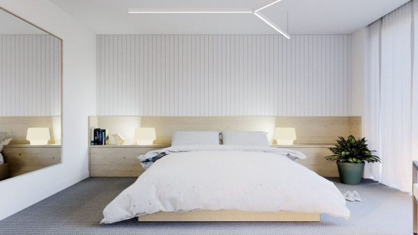 modern minimalist bedroom furniture 40 Serenely Minimalist Bedrooms To Help You Embrace Simple Comforts