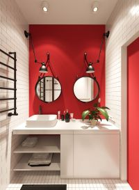3 Small Apartments That Rock Uncommon Color Schemes [With ...