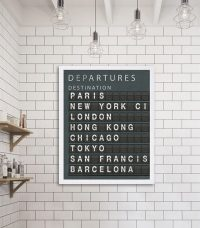 50 Travel-Themed Home Decor Accessories To Affirm Your ...