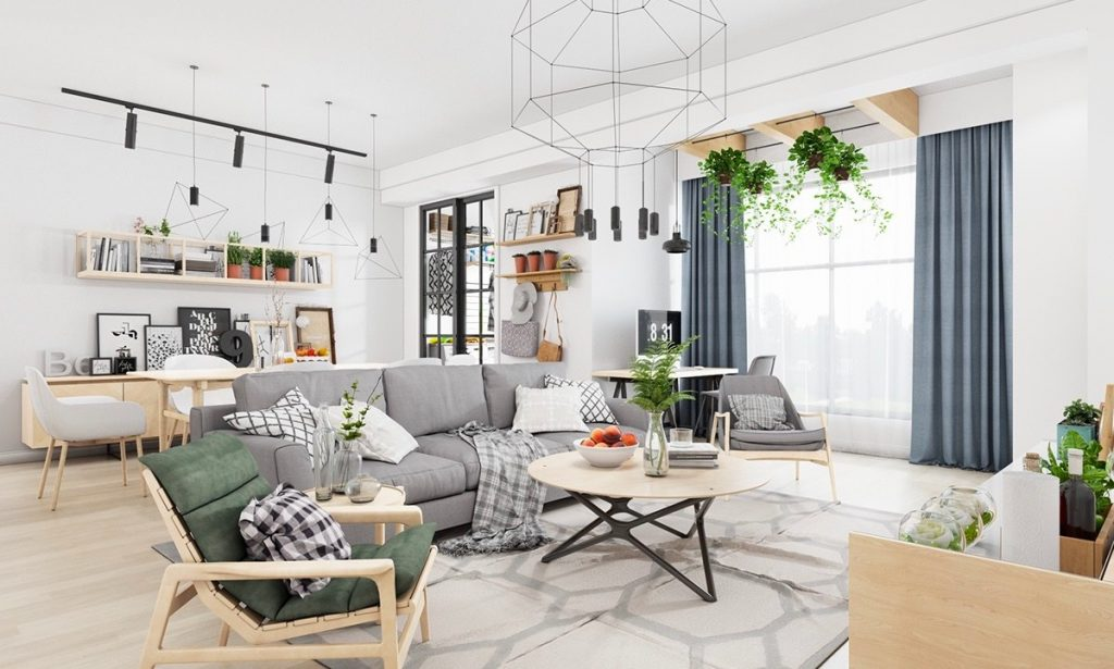 Six Scandinavian Interiors That Make The Livedin Look