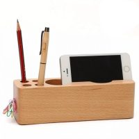 40 Unique Desk Organizers & Pen Holders