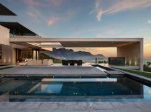 Amazing House Built Across a River