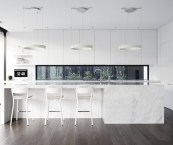 contemporary white kitchen ideas