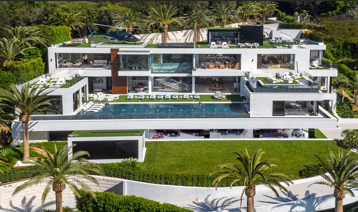 Incredible! Take A Tour Through America's Ultimate Dream Residence