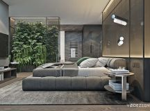 Luxurious Apartment Redefines The Term 'Urban Jungle' images 27