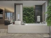 Luxurious Apartment Redefines The Term 'Urban Jungle' images 29