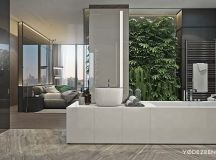 Luxurious Apartment Redefines The Term 'Urban Jungle' images 28